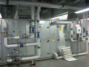 Centrinio kondicionavimo sistemos